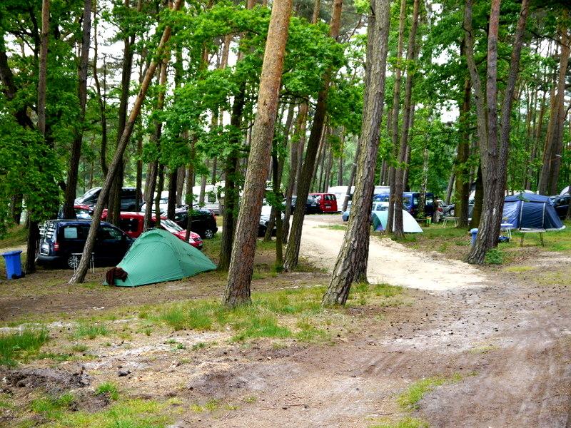 Vlastní karavany a stany