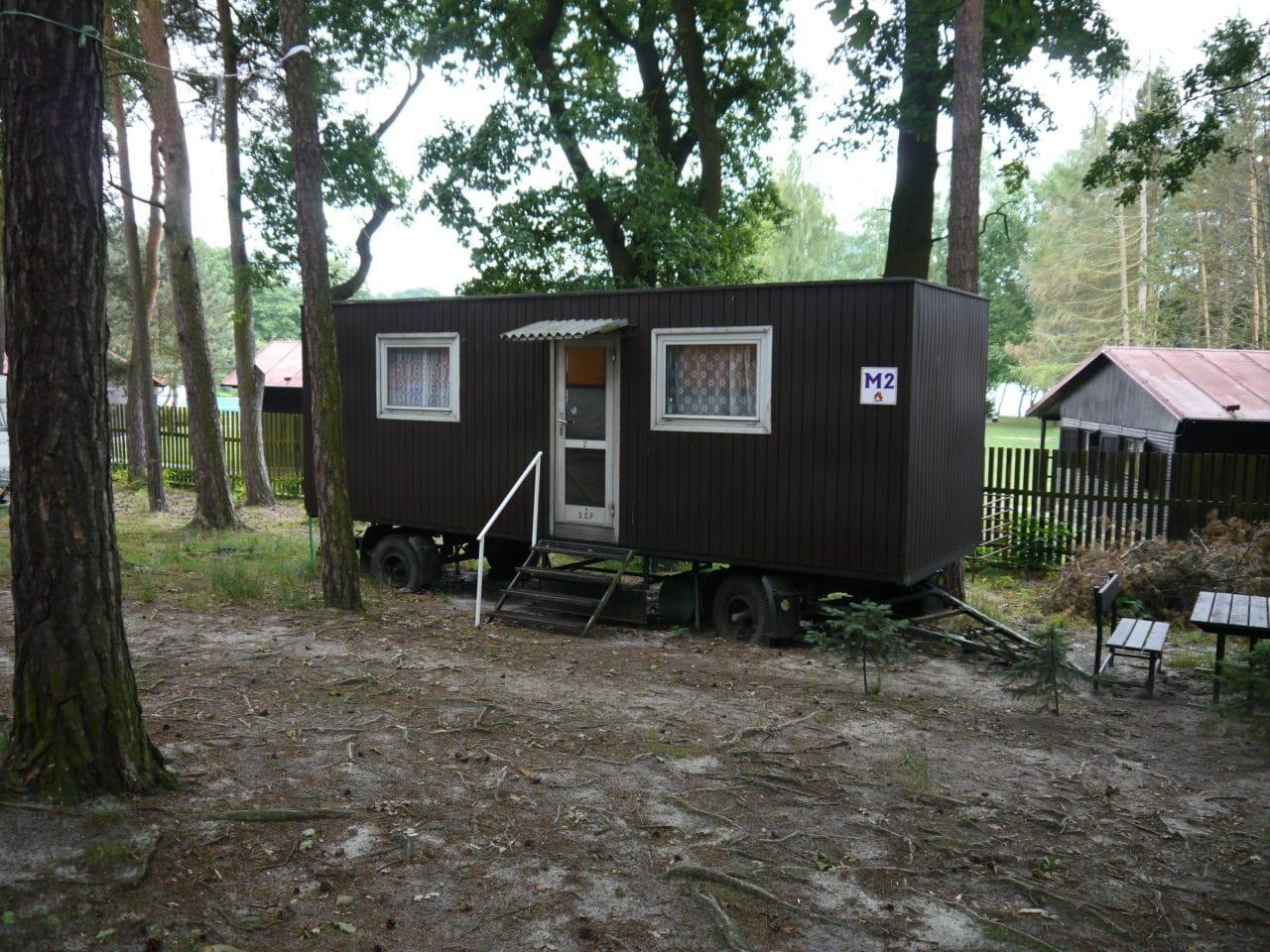 Maringotky a karavany